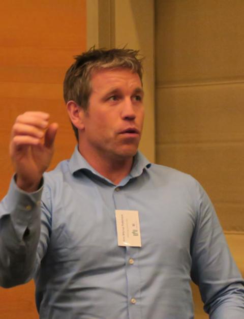 Professor Jens Myrup Pedersen