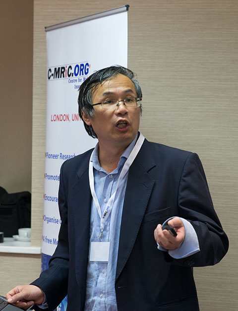 Professor Frank Wang