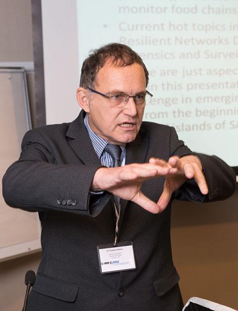 Dr. Thomas Owens