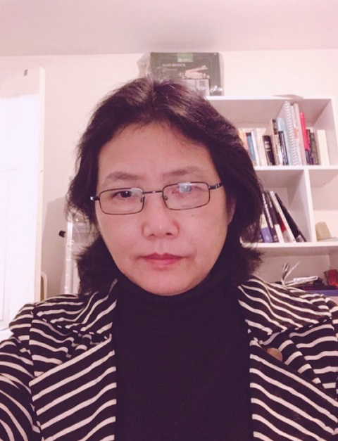 Dr Mary He